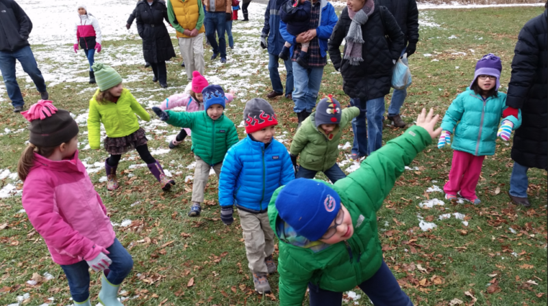 Thanksgiving Weekend Waddle in New Canaan Nature Center 2018