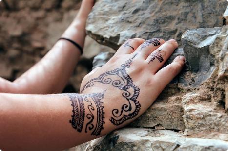 Henna Darien Libr workshop