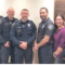 Darien Police beards earrings Leukemia Society 2018