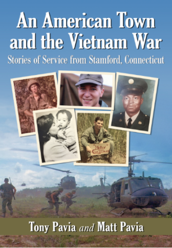 Book Cover An American Town and the Vietnam War