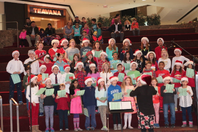 Darien School Groups to Perform at Stamford Mall Holiday Concert Series