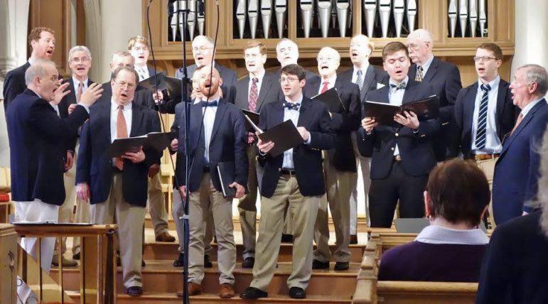 The Ten Armistice concert St. Luke's Parish