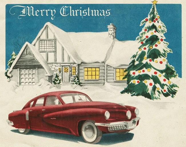 Tucker Corporation Christmas Card