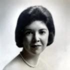 Margaret Mathews obit
