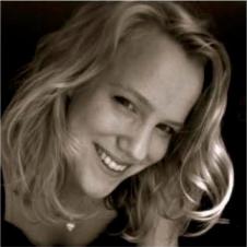 Katharine Hedlund jazz singer and pianist publicity photo