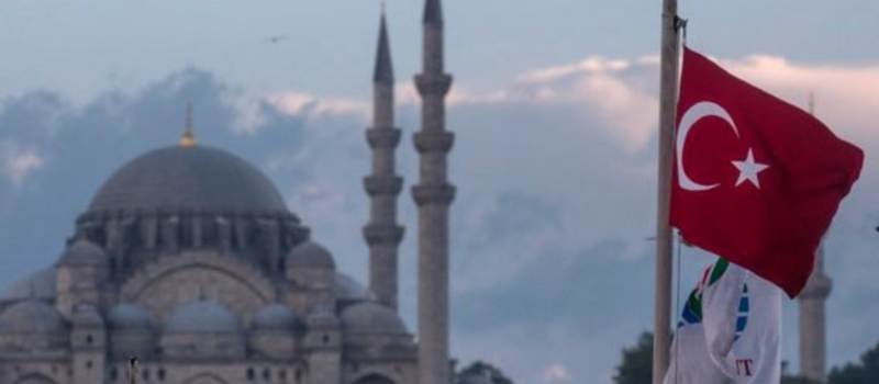 Turkey at the Crossroads lecture series DCA January 2019