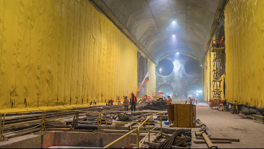 East Side Access Project Grand Central Terminal side