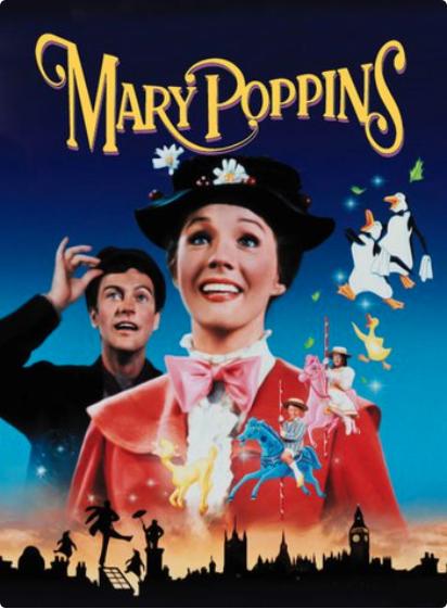 See the Original 'Mary Poppins' and Have Hot Chocolate at Darien Library on  Wednesday, Dec 26 - DarieniteDarienite