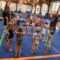 Darien YMCA fitness class for kids