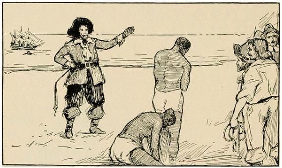 Hazen's Elementary History Slavery