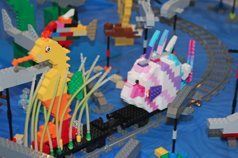 Lego Weekend Maritime Aquarium