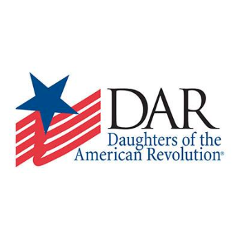 DAR logo Daughters of the American Revolution Logo square thumbnail