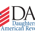 Daughters of the American Revolution logo wide Facebook