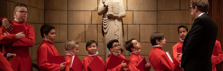 St Thomas Choir