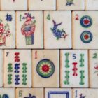 Mah jongg tiles Darien Community Association DCA