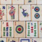Mah jongg tiles Darien Community Association DCA