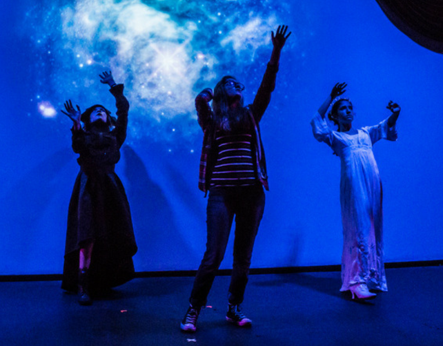 Auditions for kids A Wrinkle in Time Darien Arts Center