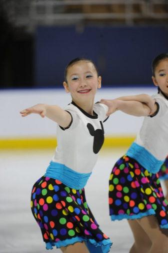 Skyliners Skating Meisha Butler February 2019