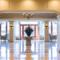 Delamar Greenwich Harbor hotel lobby