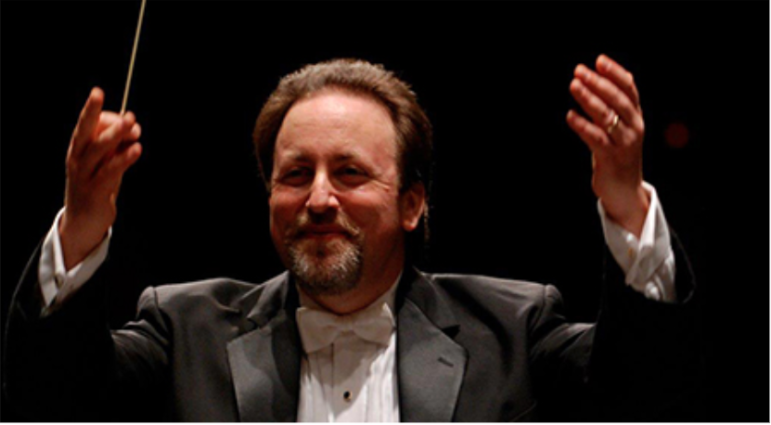 Lucas Richman Conductor performs at Stamford Symphony
