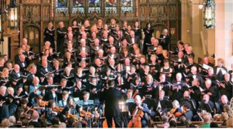 Greenwich Choral Society Contributed Photo 2019