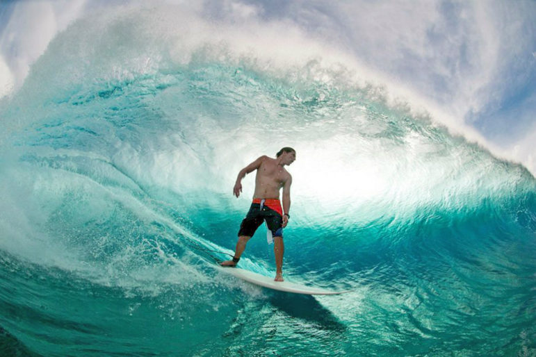 Andy Irons — Kissed by God