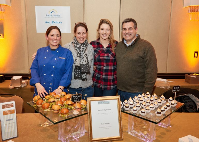 Pacific House 2019 food and wine fundraiser 2019