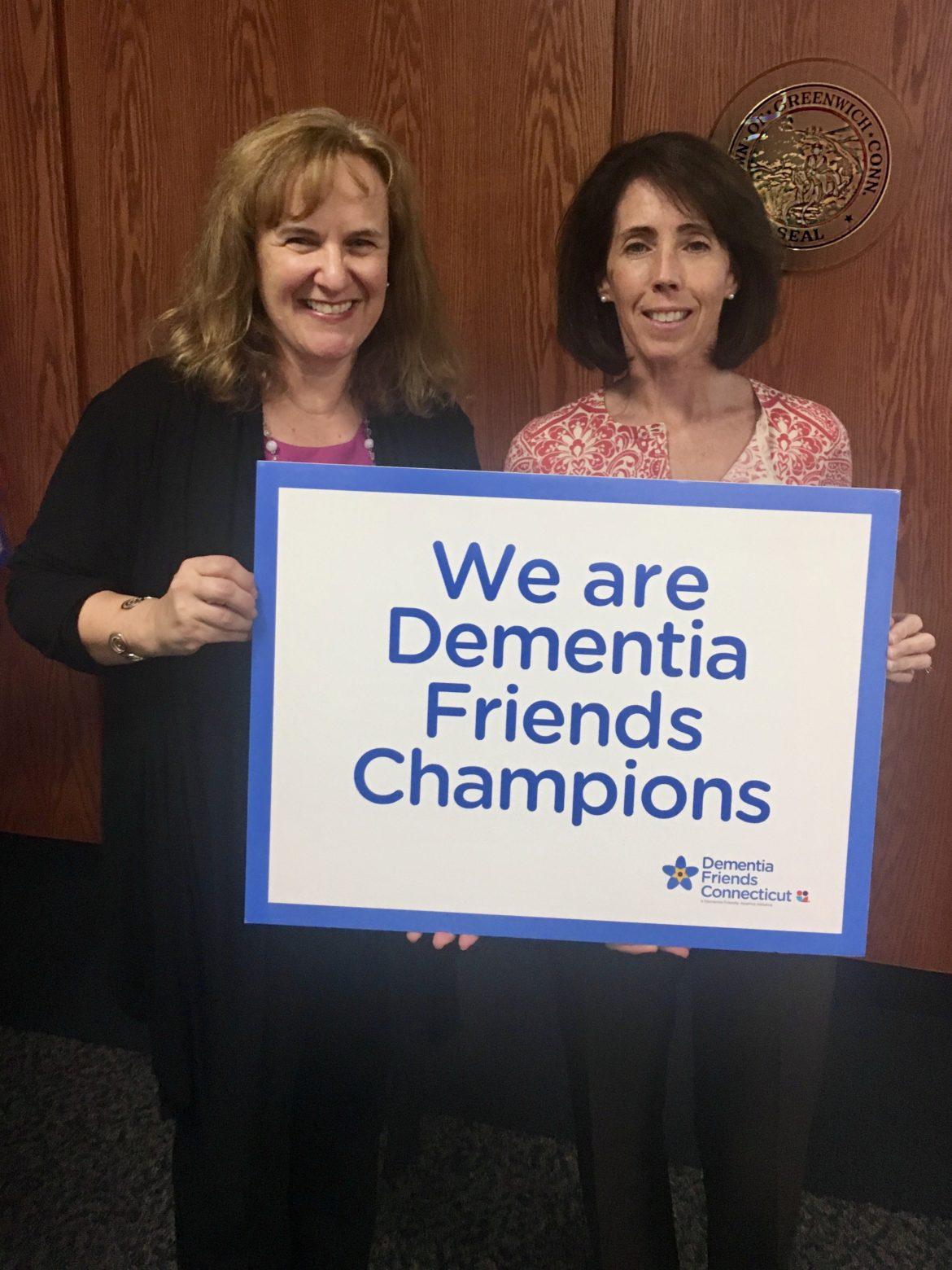 Dementia Friends Blum McGuire