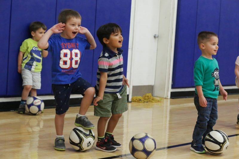 Healthy Kids Day Darien YMCA 2019