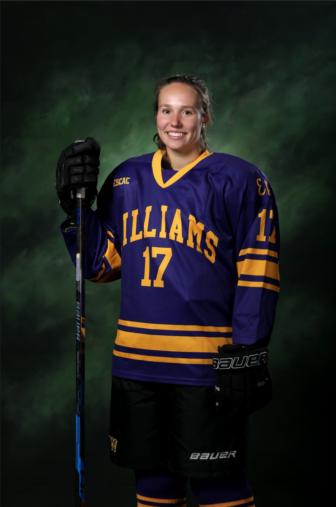 Meghan Halloran Womens Ice Hockey