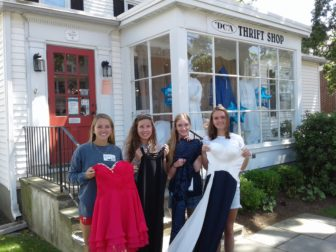 d64fa14bd69b Prom Dress Sale Starts Saturday, March 23 at DCA Darien Thrift Shop ...