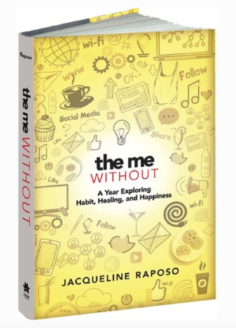 The Me Without by Jacqueline Raposo book cover