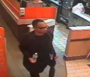 Dunkin man New Canaan pd seeking