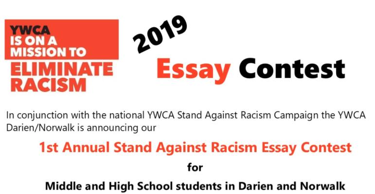 Essay contest from YWCA Darien/Norwalk website