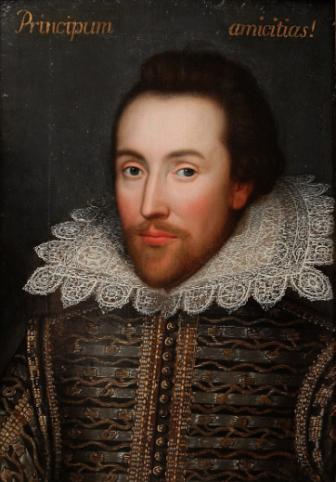 William Shakespeare Cobbe portrait