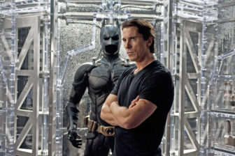 Christian Bale Dark Knight Rises Warner Bros.