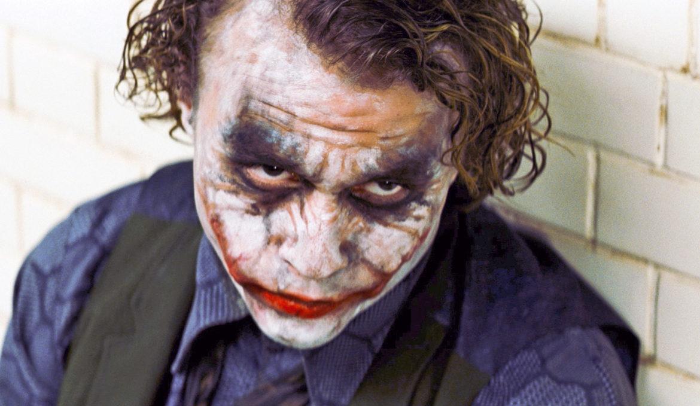 Heath Ledger Warner Bros The Dark Knight at IMAX