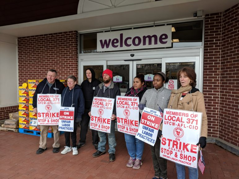 Goodwives Stop & Shop strike UFCW United Food and Commercial Workers
