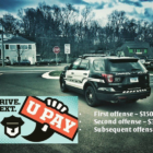 U PAY distracted driving 2019