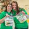 Volunteers assemble emergency kits at Americares 2019
