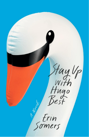Cover Stay Up with Hugo Best by Erin Somers