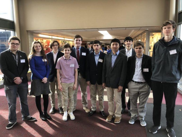 Darien Technology Student Association 2019