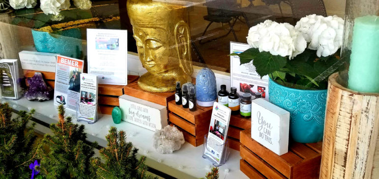 Holistic and Integrative Wellness Center Darien store window