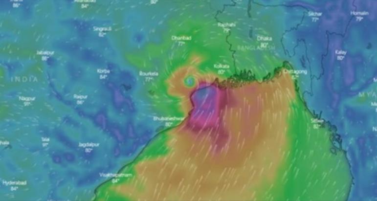 Cyclone Fani India Americares 2019