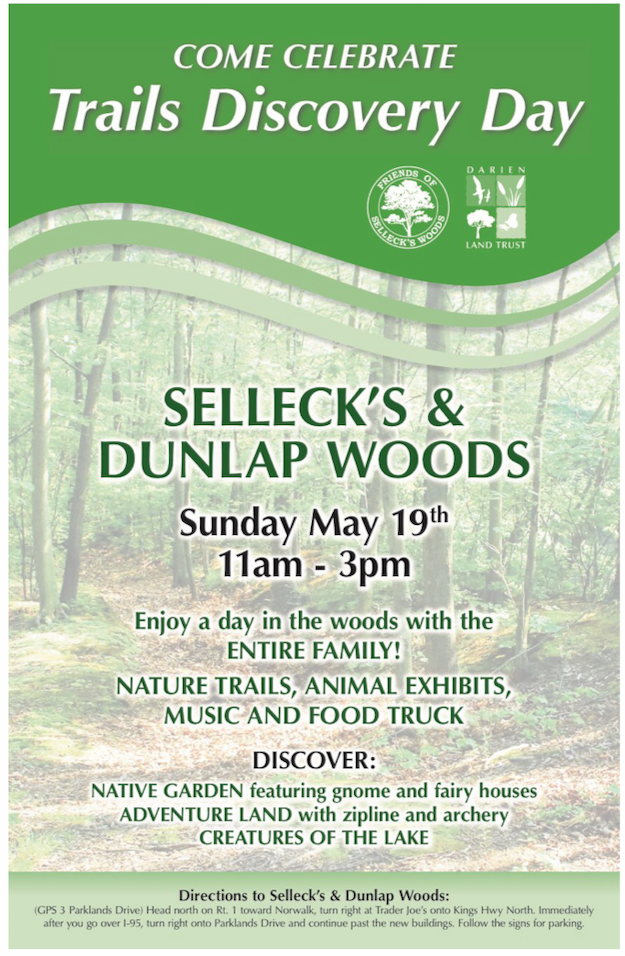 Selleck's Dunlap Woods Trails Discovery Day 2019