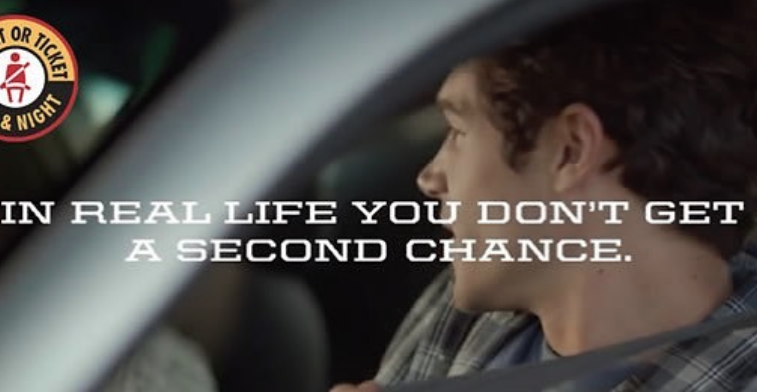 Seatbelt Click It or Ticket campaign 2019