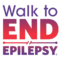 Logo Walk to End Epilepsy 2019