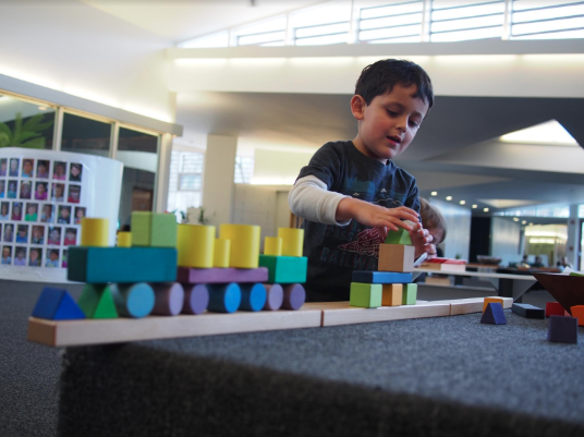 Children's School blocks