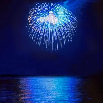 Fireworks cruises Maritime Aquarium