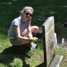 Slawson Cemetery Gorman Bell